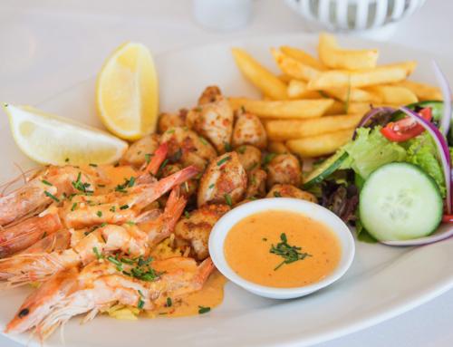 Seafood Happiness!