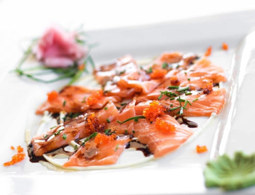 Five Amazing Health Benefits of Salmon.