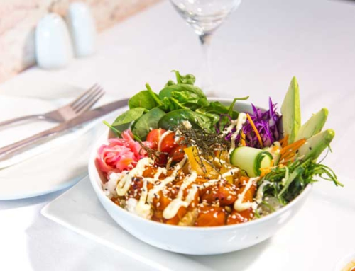 The Poke Bowl has arrived at Jack Salmon!