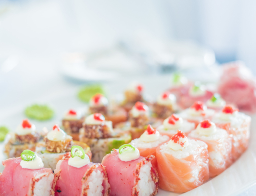 Jack Salmon's Sushi and Wine Pairing Guide. . .